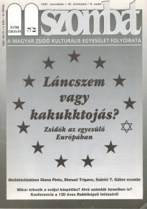 1997. novemberi szám