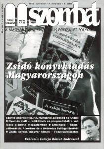 1998. novemberi szám