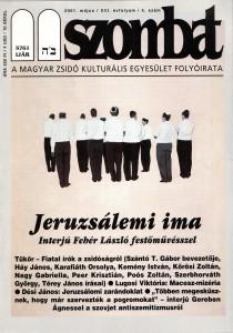 2001. májusi szám