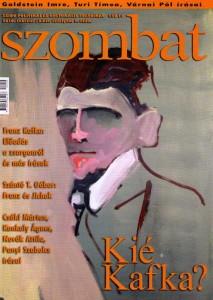 A Szombat Franz Kafka emlékszáma