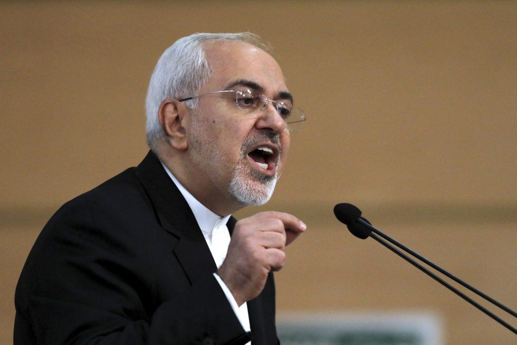 Az iráni külügyminiszter szerint előbb lesz vége Trumpnak, mint Iránnak