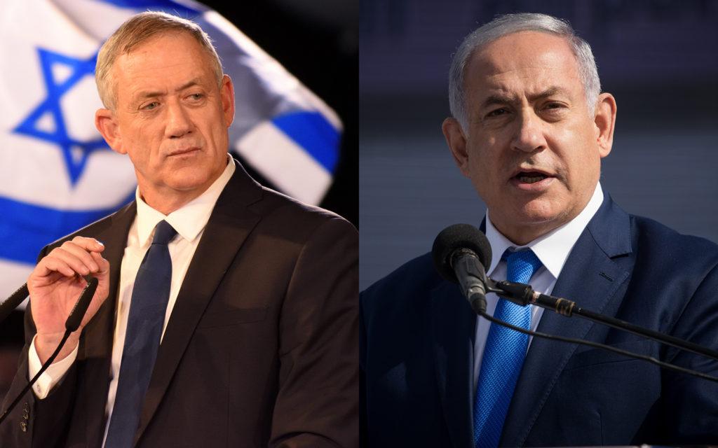 Utolsó poll: Netanjahunak kicsivel több az esélye a kormányalakításra