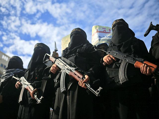 Női dzsihadisták ideje