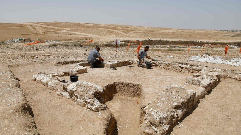 A 7-8. századból származó mecsetet fedeztek fel a Negev-sivatagban