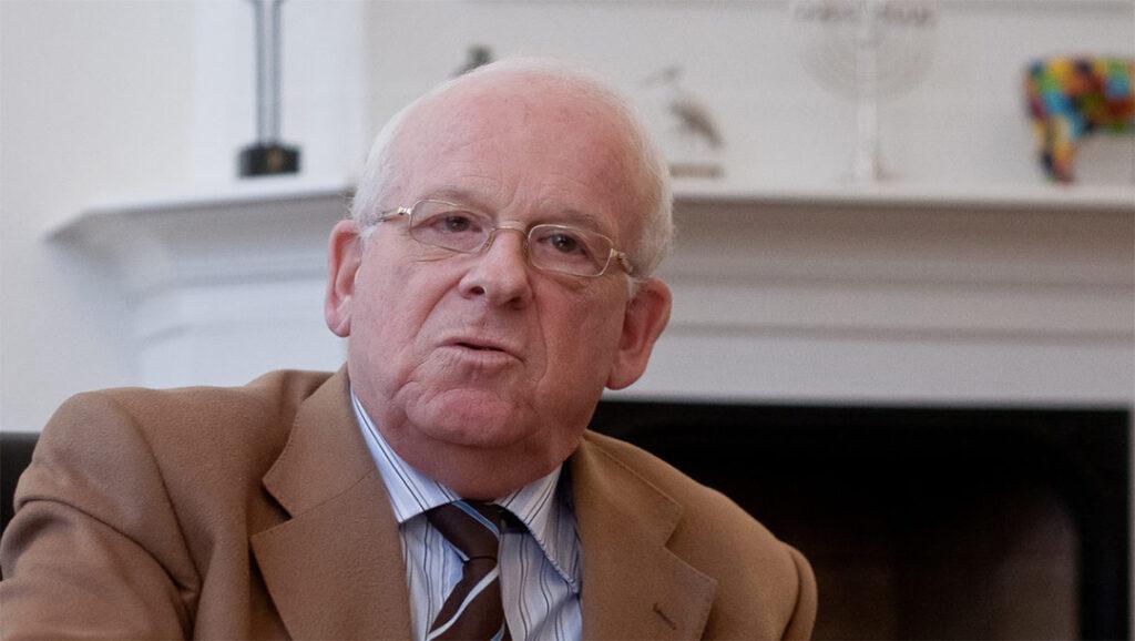 Barbár rablótámadás egy holland zsidó vezető ellen