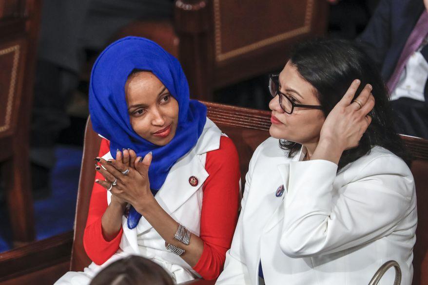 Izrael beengedi az Izrael bojkottját szorgalmazó amerikai kongresszusi képviselőket