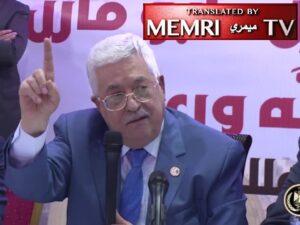 """Abbasz: """"Harcosaink milliói bevonulnak majd Jeruzsálembe"""""""