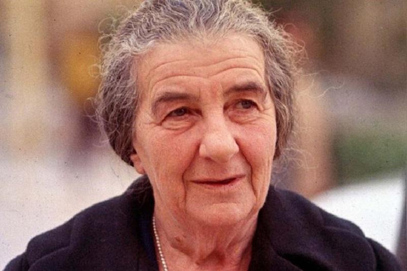 """Golda Meir és kora"""