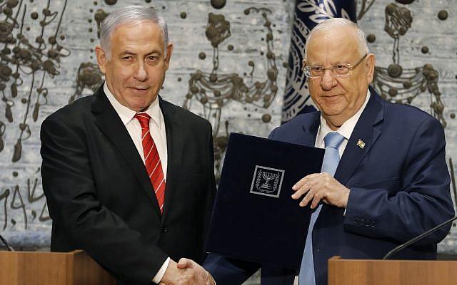 Netanjahu visszaadta kormányalakítási megbízását