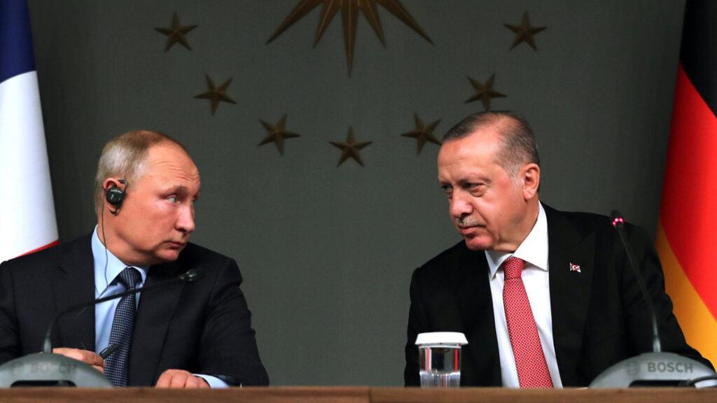 Szíriai offenzíva: Putyin tájékoztatást vár Erdogantól