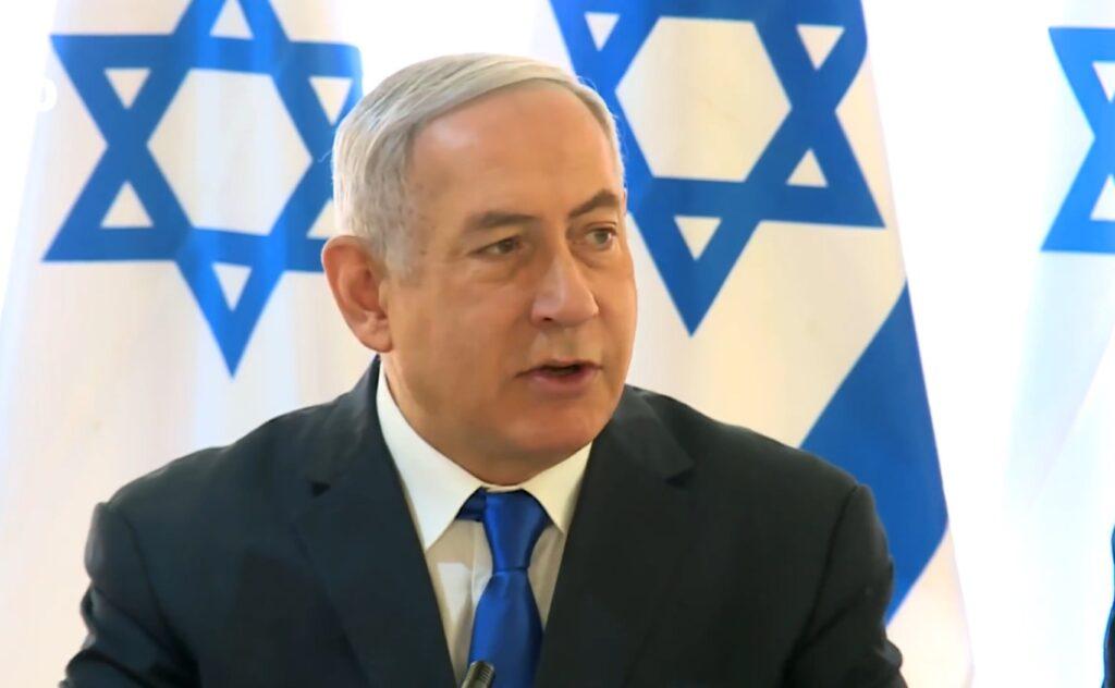Netanjahu: Gantz az arab pártok támogatásával akar kormányt alakítani