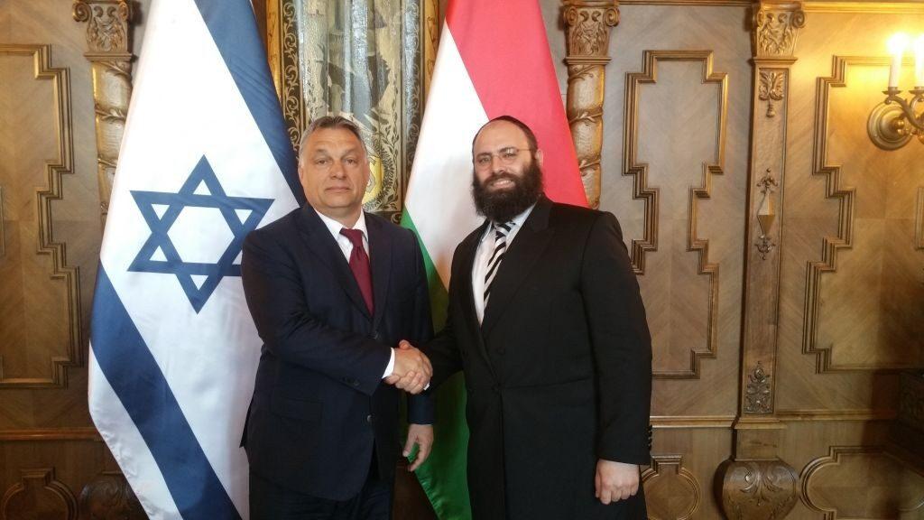 Az Európai Zsidó Szövetség elnöke köszönetet mondott Orbán Viktornak