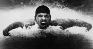 Mark Spitz olimpiai bajnok úszó a nyírkarászi szeszfőző Elefánt Móric ükunokája