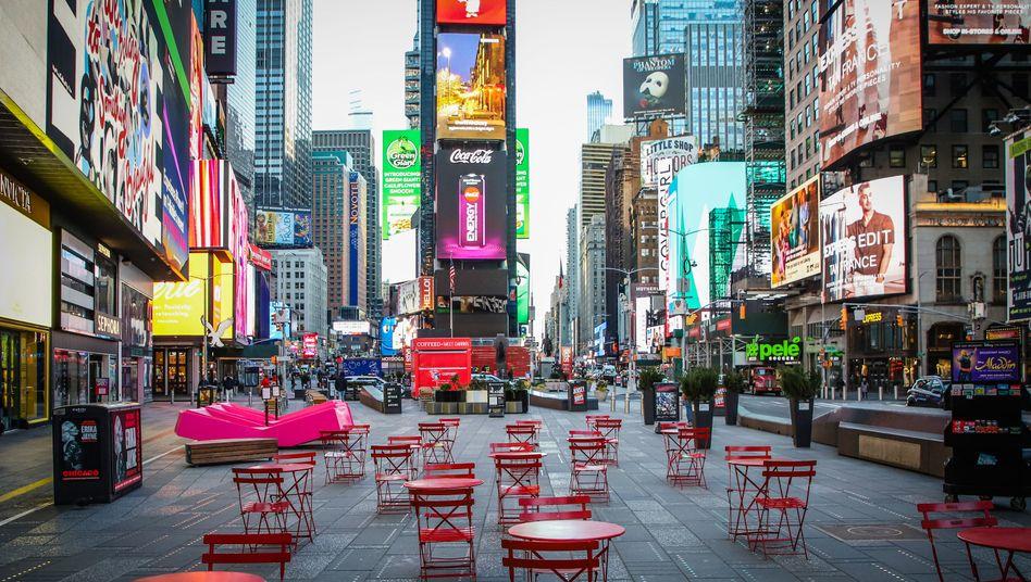New York: ezer fölött a halottak száma