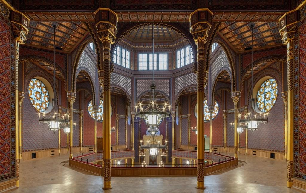 A Rumbach Zsinagóga a látogatók számára is megnyílik | Szombat Online
