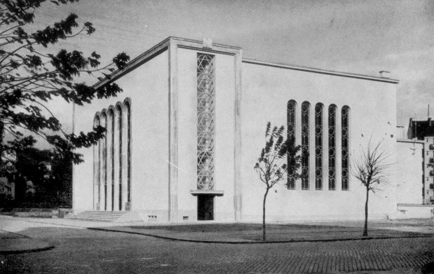 Visszanyeri eredeti funkcióját az egykori Bocskai úti zsinagóga
