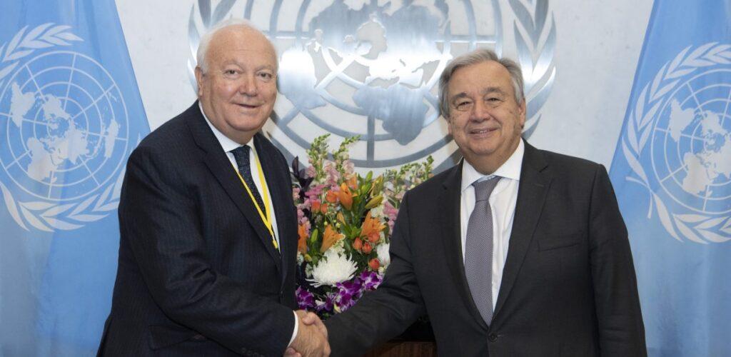 Bemutatkozik az ENSZ antiszemitizmus-ügyi főbiztosa