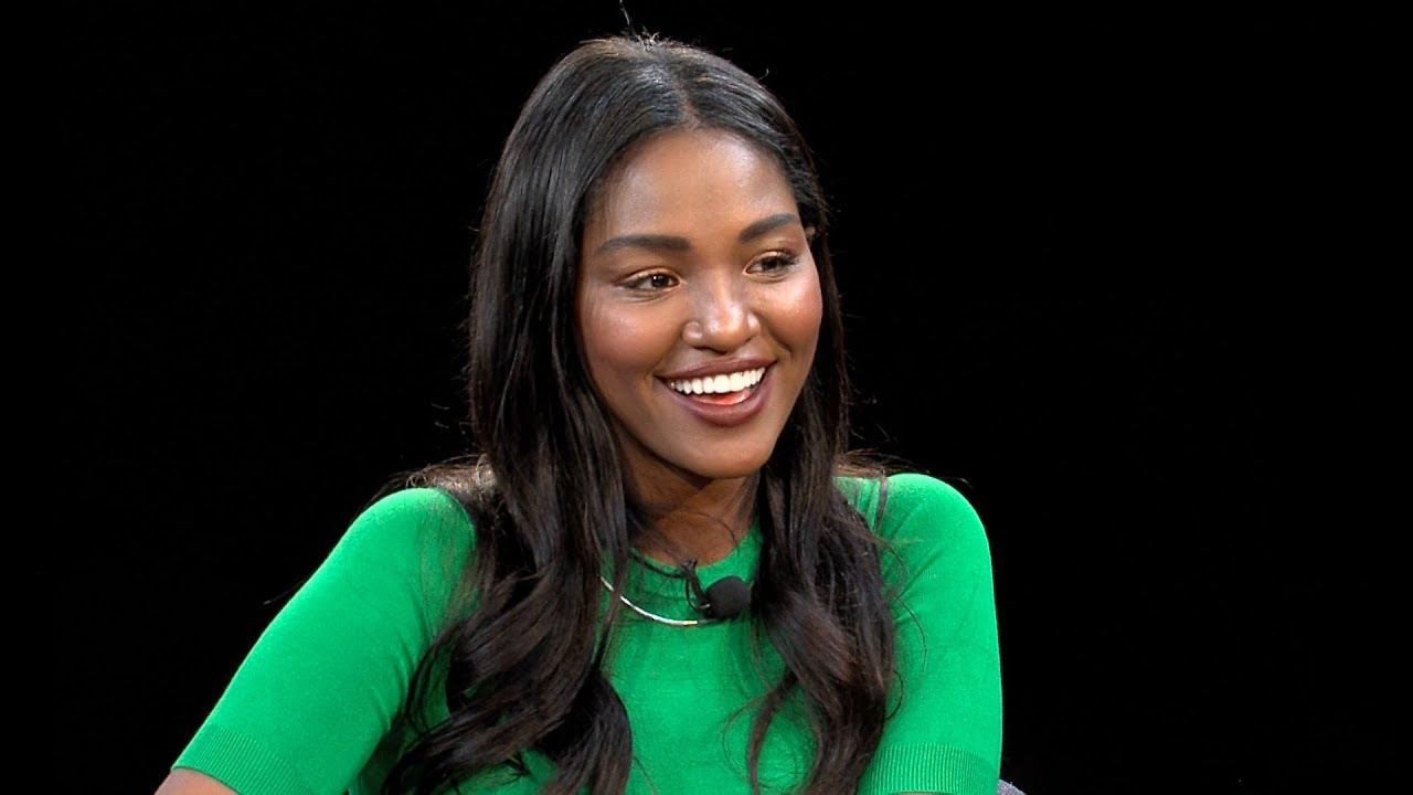 Titi Aynaw, az első etiópiai, aki Miss Israel lett