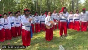 A haszid kozákok éneke
