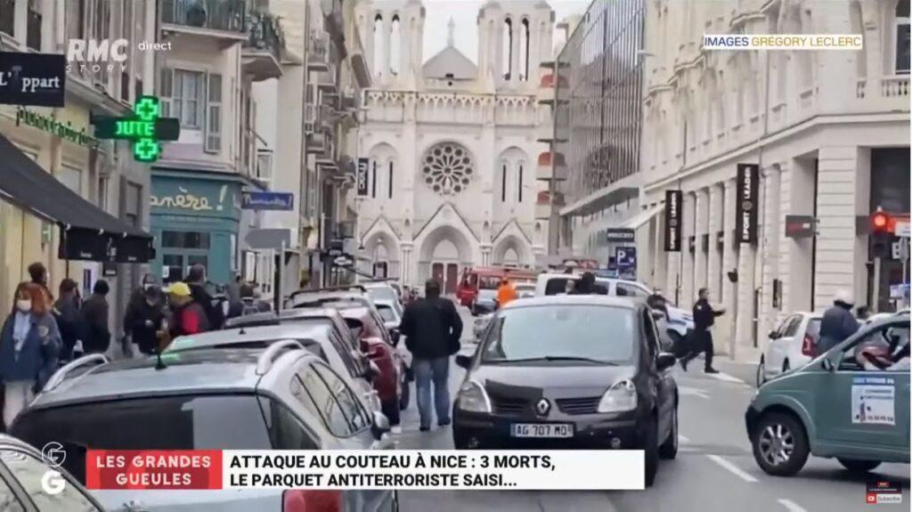 Újabb iszlámista lefejezés Franciaországban