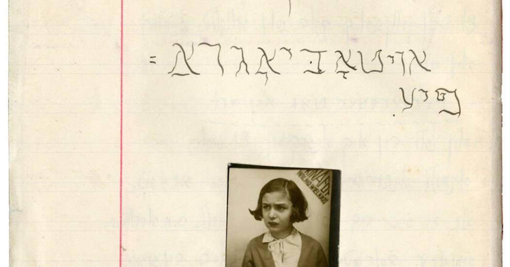 Vilne, 1930: online kiállítás egy zsidó kislány mindennapjairól