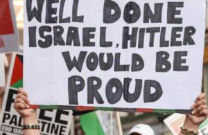 """A britek egyötöde szerint """"Izrael náci módon bánik a palesztinokkal"""""""