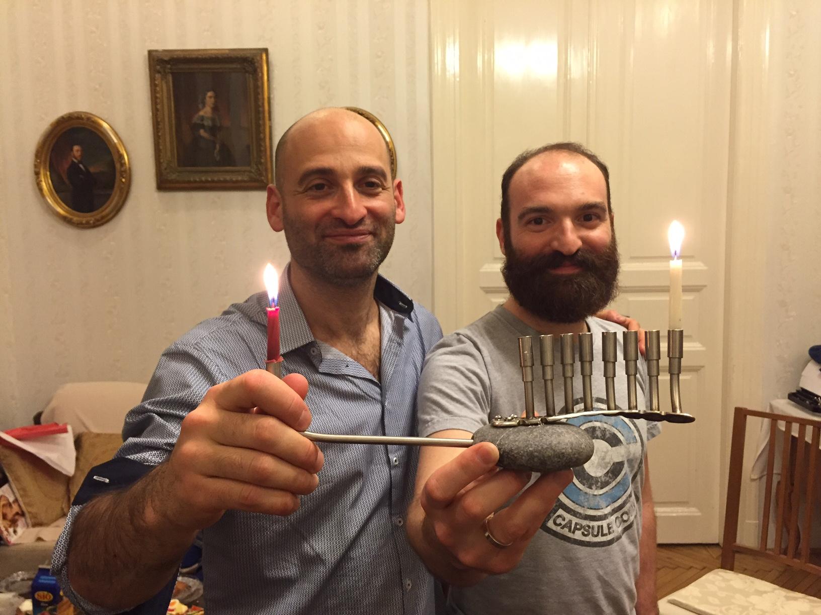 A zsidóságba visszavezető időkapszula