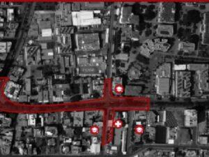 Az izraeli légierő a Hamasz alagútrendszerét támadta