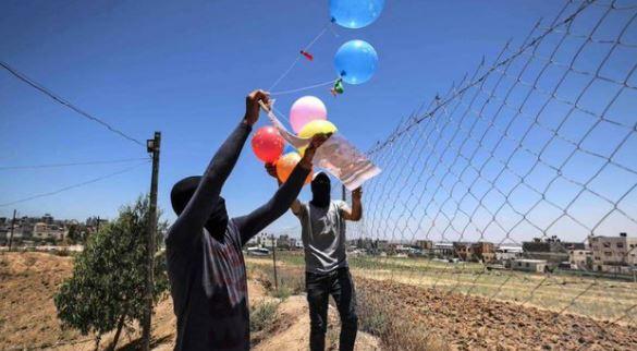 Gáza: harmadik napja gyújtogatnak | Szombat Online