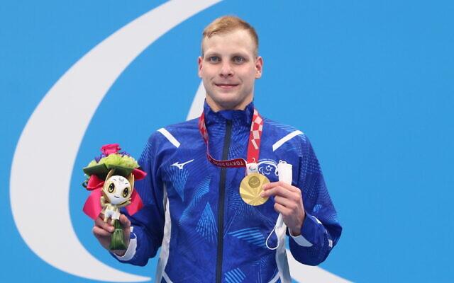 Az izraeli Mark Malyar második aranyát nyerte a tokiói paralimpián | Szombat Online