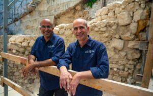Ámosz és Zakariás próféta korának földrengését igazolják az izraeli régészeti leletek