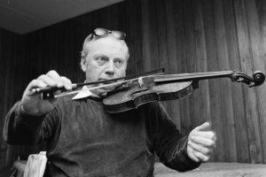 Húsz éve hunyt el a legendás hegedűművész, Isaac Stern