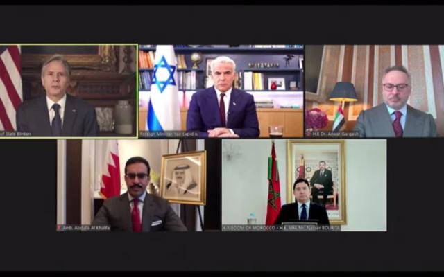 USA az arab országokhoz: Normalizálják Izraelhez fűződő kapcsolatukat