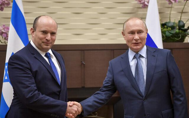 """""""Egyedülálló kapcsolat"""" áll fenn Oroszország ésIzraelközött"""