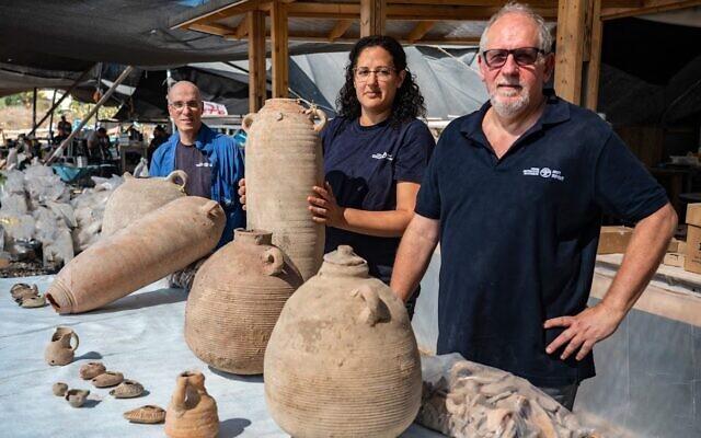 1500 éves borpréseket fedeztek fel Javnéban | Szombat Online