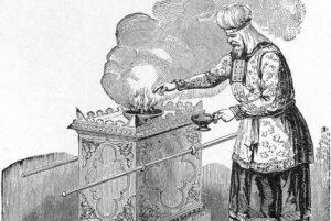 Áldozat a Templomon kívül – Misna magyarul, Zváhim 13.