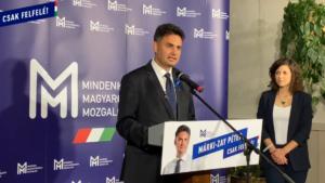 """Márki-Zay: """"Szeretettel, magyarként ölelünk keblünkre minden cigányt, zsidót, meleget, fogyatékkal élőt"""""""