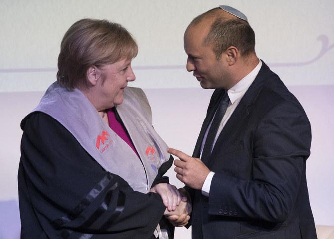 Angela Merkel búcsúlátogatása Izraelben | Szombat Online