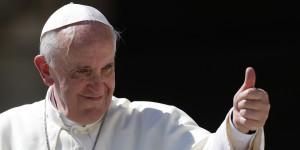 Köves Slomóval is találkozik Ferenc pápa?